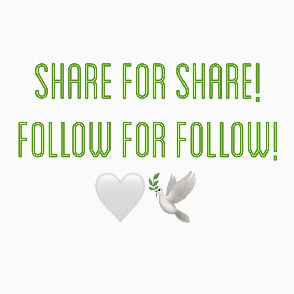 Other - SHARE FOR SHARE AND FOLLOW FOR FOLLOW